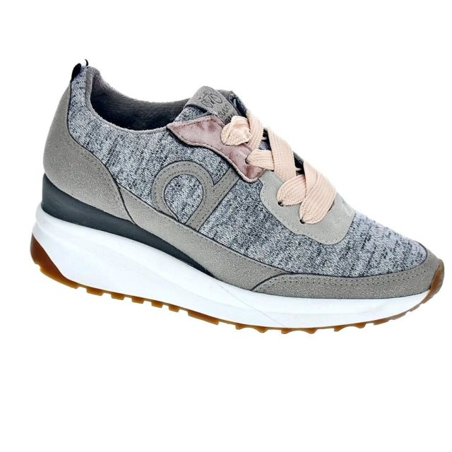 Duuo Chaussures Femme Baskets basses modele Raval 017