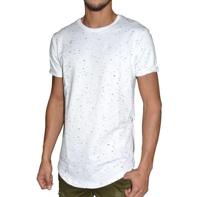Autre Shirt En Oversize Manches John T Homme H Courtes Solde dPCxwnC ed3e2888126