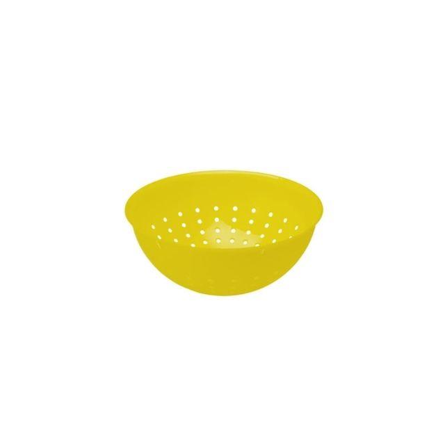 Koziol Passoire Palsby vert moutarde - Diamètre 21 cm
