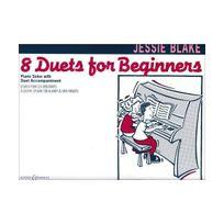 Hawke - Duos pour débutants 8 - Piano 4Ms