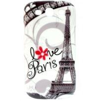Akashi - Coque pour Galaxy S3 Love Paris