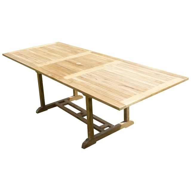 Teck'LINE Table Astana Rectangle 180-240x100x75 Teck Premium