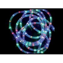 JARDIDECO - Guirlande lumineuse extérieur Tube LED 8 Fonctions 6 m Multicolore