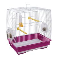 Divers Marques - Cage Rekord 1 Blanche