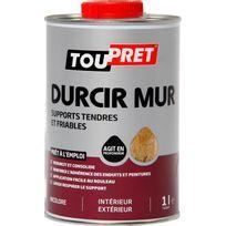 Toupret - Durcisseur de mur Touprêt Support tendre et friable 1l