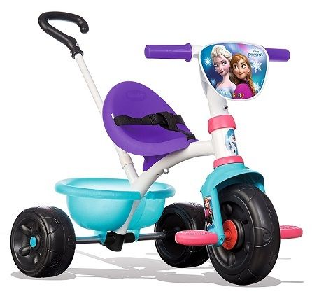 Smoby Disney Frozen - Tricycle Be Move Reine des Neiges - Dès 15 mois