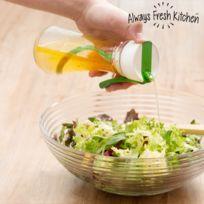 Always Fresh Kitchen - Émulsionneur à Sauces Vinaigrette Mixer
