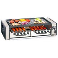 Tristar - Grill multifonctions - Plancha et brochettes rotatives - Pour 10 personnes