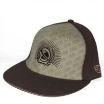 Lost enterprises - Casquette flexfit Lost Redundant marron S/M