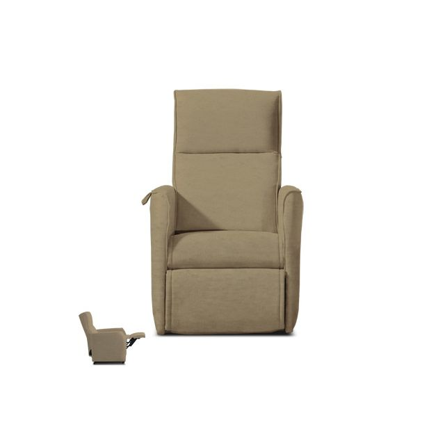 fauteuil taupe achat vente de fauteuil pas cher. Black Bedroom Furniture Sets. Home Design Ideas