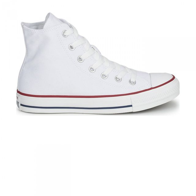 Chaussures All Star Hi Optical White W e17