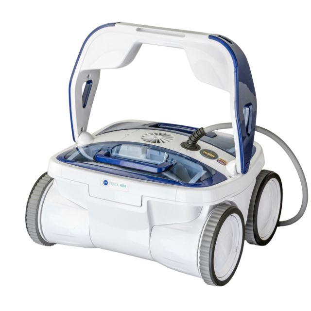 gre robot de piscine lectrique track 4x4 pas cher. Black Bedroom Furniture Sets. Home Design Ideas