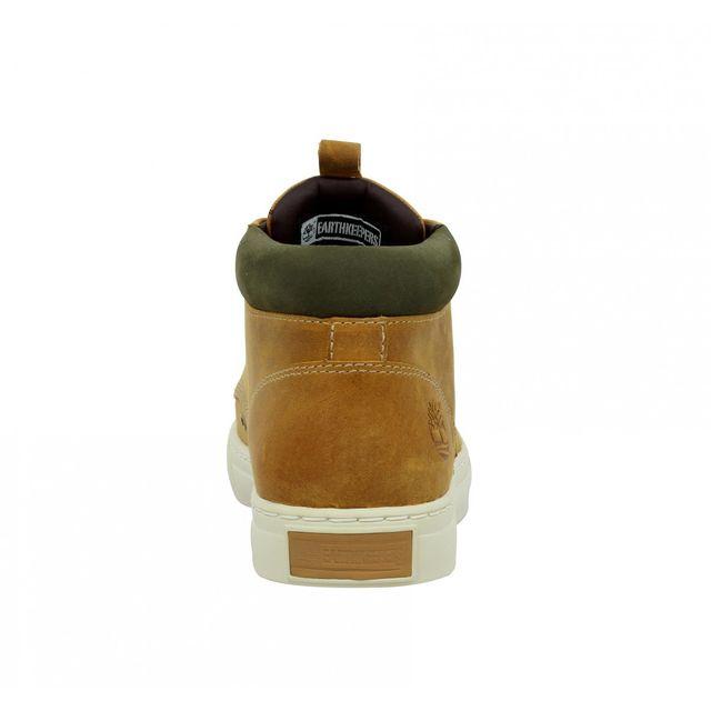 Timberland - Ek 2.0 Cupsole Chukka cuir Homme-42-Chestnut Beige