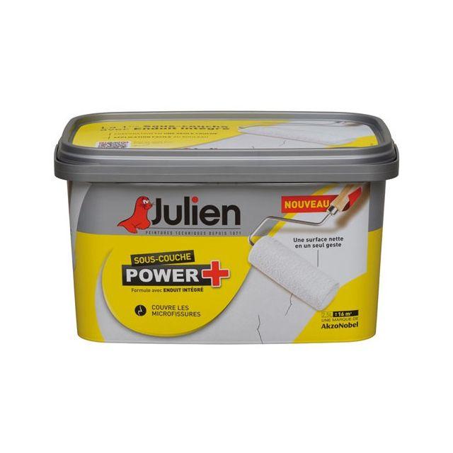 Julien - Peinture Sous-Couche Power Plus 2.5 L - Pas Cher Achat