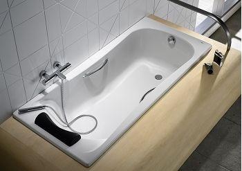 roca baignoire nue rectangulaire encastrer becool. Black Bedroom Furniture Sets. Home Design Ideas