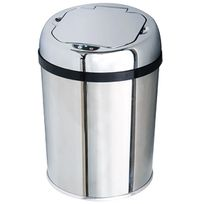 Kitchen Move - poubelle automatique 3l inox - bat-3la