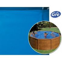 Gre Pools - Liner bleu Gre Pool pour piscine hors sol ronde - Ø 3,00 x H 1,20 m