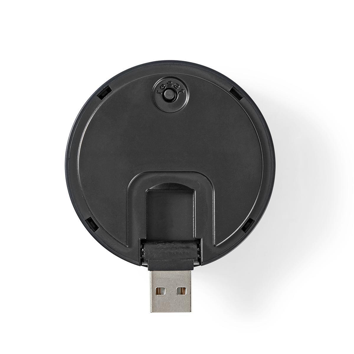 Sonnette Vidéo Intelligente Wi-Fi - Contrôle depuis l'Application - Emplacement pour Carte MicroSD - HD 720p