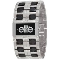 Elite Model - Montre Ceramique Elite Femme Noir - E51964-203