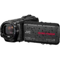 JVC - Caméscope étanche - GZ-R430 Noir
