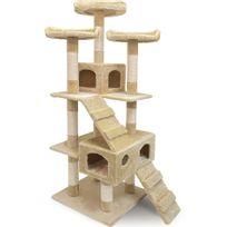 Rocambolesk - Superbe Arbre à chat - beige Neuf