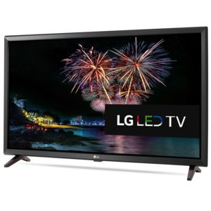 lg tv led 32 80 cm 32lj510u noir pas cher achat. Black Bedroom Furniture Sets. Home Design Ideas