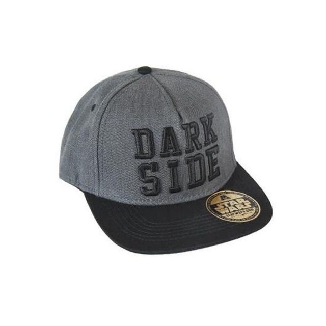 Star Wars - Casquette enfant 715 59 cm - pas cher Achat   Vente Casquettes,  bonnets, chapeaux - RueDuCommerce cef753e48d2