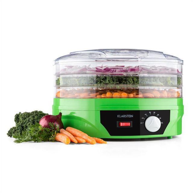 KLARSTEIN Sunfruit Déshydrateur alimentaire 260W -vert