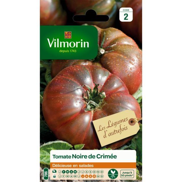 Vilmorin Tomate Noire De Crimée