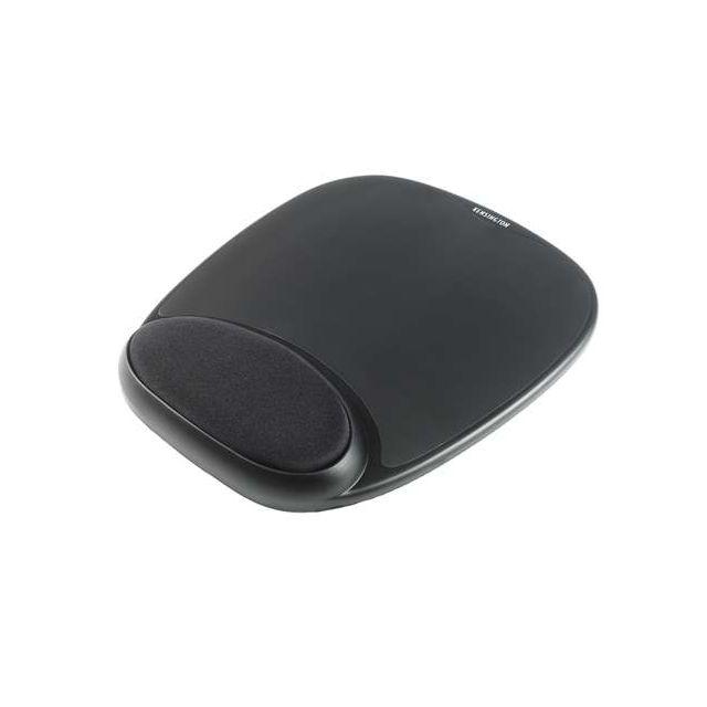 Kensington Tapis souris avec repose poignet gel noir Surélevez vos poignets pour une meilleure position !