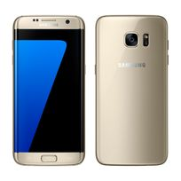 Samsung - Galaxy S7 Edge - 32 Go - Or - Reconditionné
