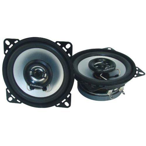 2 hauts parleurs auto 50W MédiaMobil diamètre 100 mm Ref: 902734