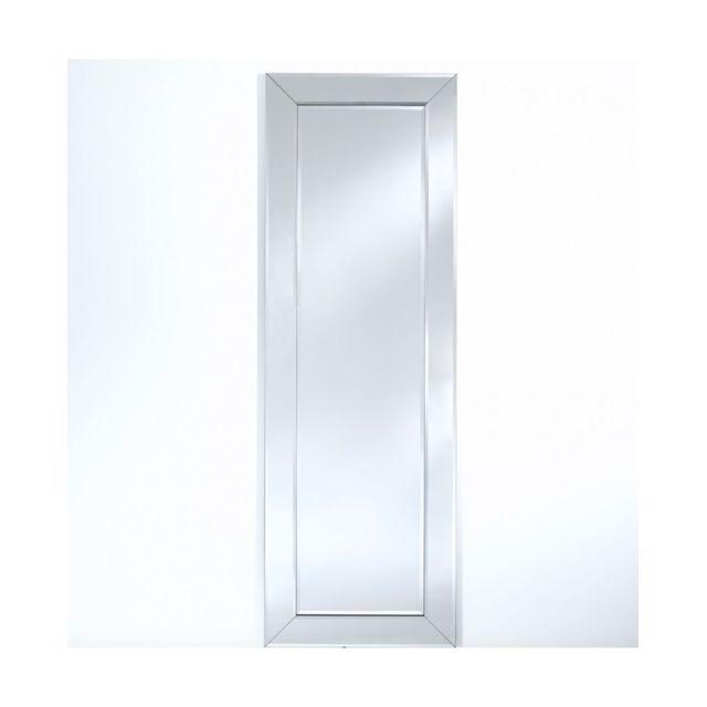 Deknudt Mirrors Miroir Basta Hall Classique Rectangulaire Naturel 80x180 cm
