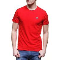 Redskins - Thanos Warner Rouge T-shirt Manches Courtes Vêtements