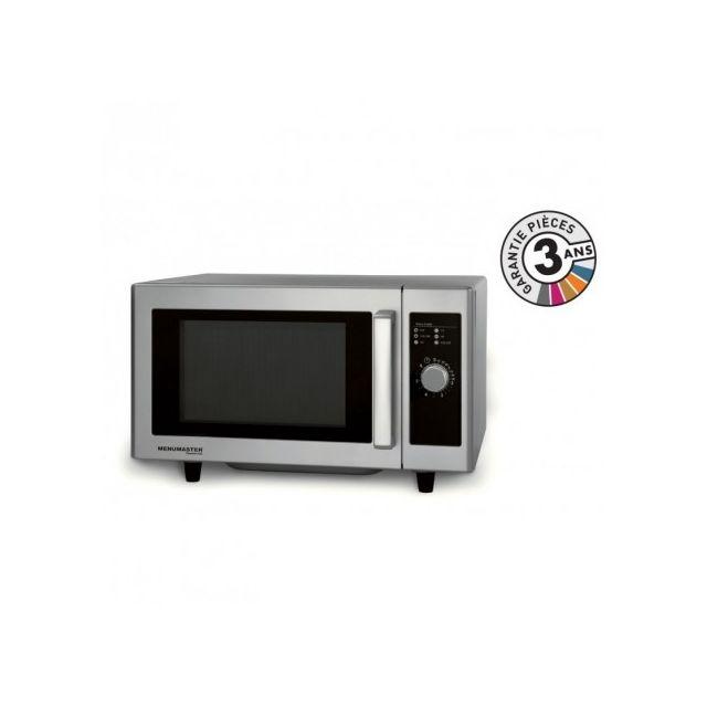 Menumaster Four micro-ondes professionnel - 23 L - 1000 W - Rms510DS