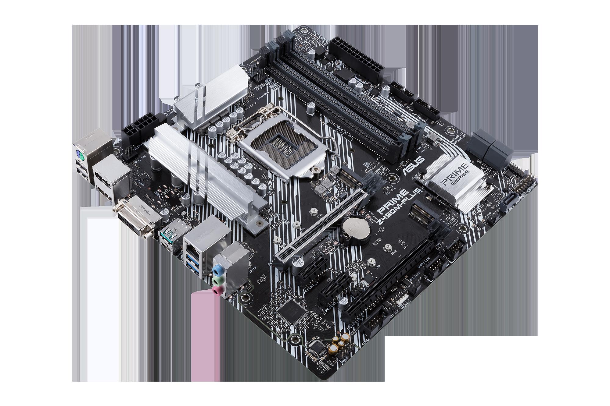 Carte mère Prime Z490M-Plus Asus