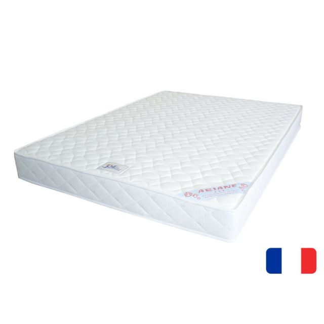 promo matelas matelas ariane mousse 70x190 achat vente matelas mousse pas chers rueducommerce. Black Bedroom Furniture Sets. Home Design Ideas