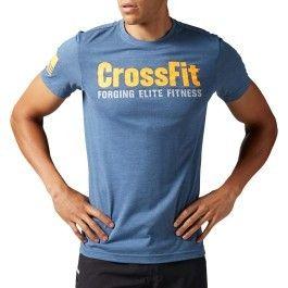 Reebok Crossfit T shirt Forging Elite Fitness Tee manches