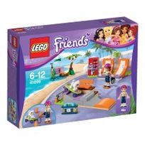 Lego - FRIENDS - Le skatepark - 41099