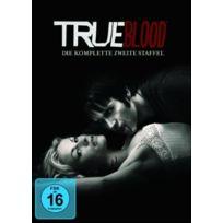 Warner Home Video - Dvd - Dvd True Blood - Staffel 2 IMPORT Allemand, IMPORT Coffret De 5 Dvd - Edition simple