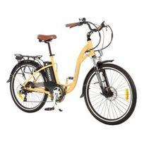 Tucano - Vélo électrique Estilo beige