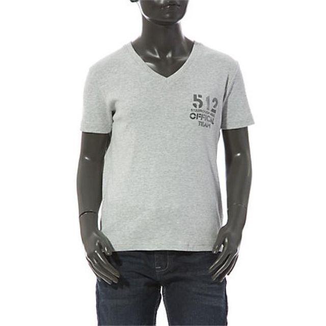 RG512 - T-shirt Rg 512 Gris