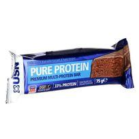 Usn - Protéine Pure Bar Chocolat Icecream 12 x 75 g Ntt
