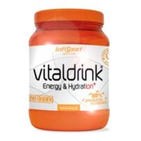 InfiSport - Boisson isotonique Vitaldrink Orange