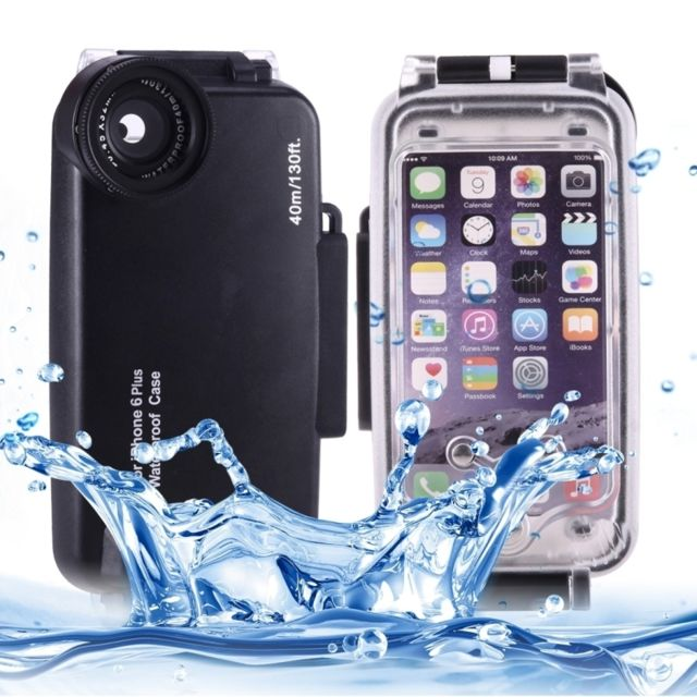 coque iphone 6 plongée