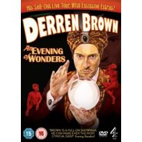 4dvd - Derren Brown - An Evening Of Wonders IMPORT Anglais, IMPORT Dvd - Edition simple