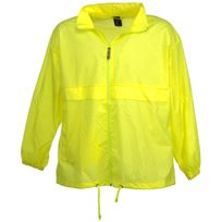 FIRST PRICE - Coupe vent Sirocco h ultra yellow Jaune 42464