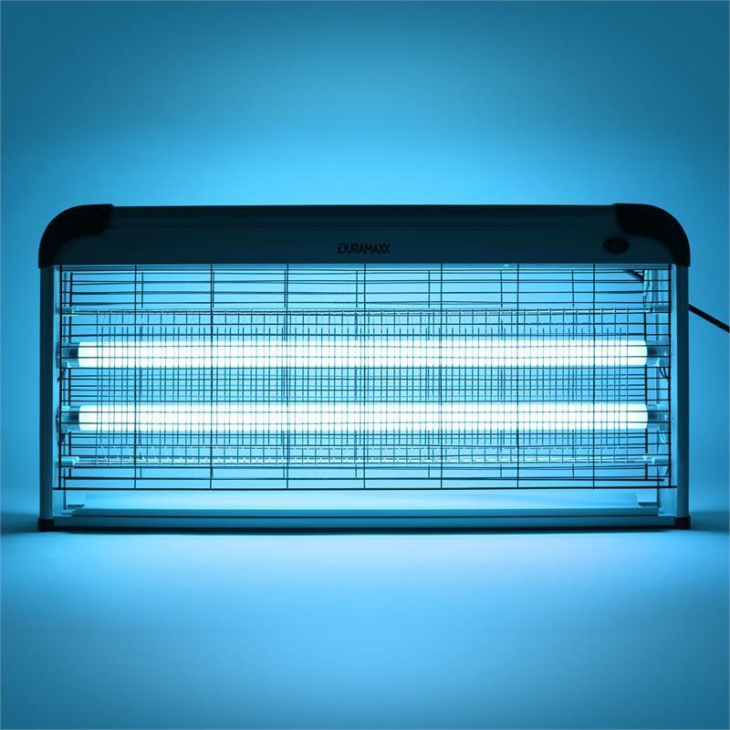 Désinsectiseur grille électrifiée 40W 200m²