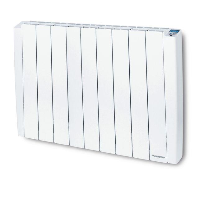 thomson radiateur inertie fluide digital plus 1500 w nc pas cher achat vente radiateur. Black Bedroom Furniture Sets. Home Design Ideas