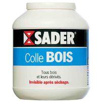 Sader - Colle à bois prise progressive 650 g